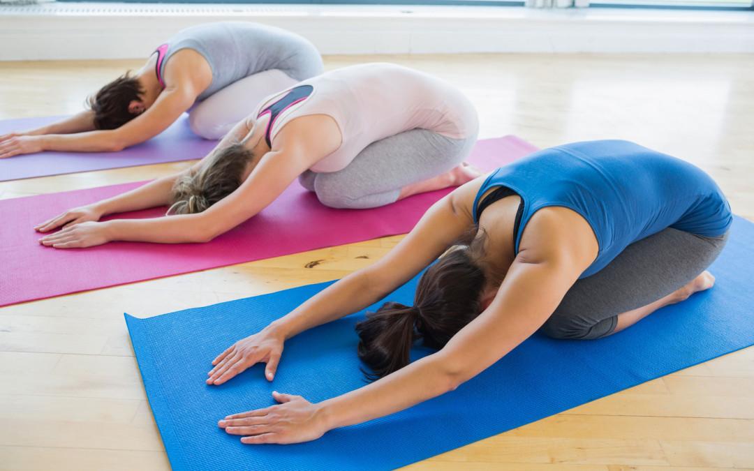 Yin yoga – Stranda
