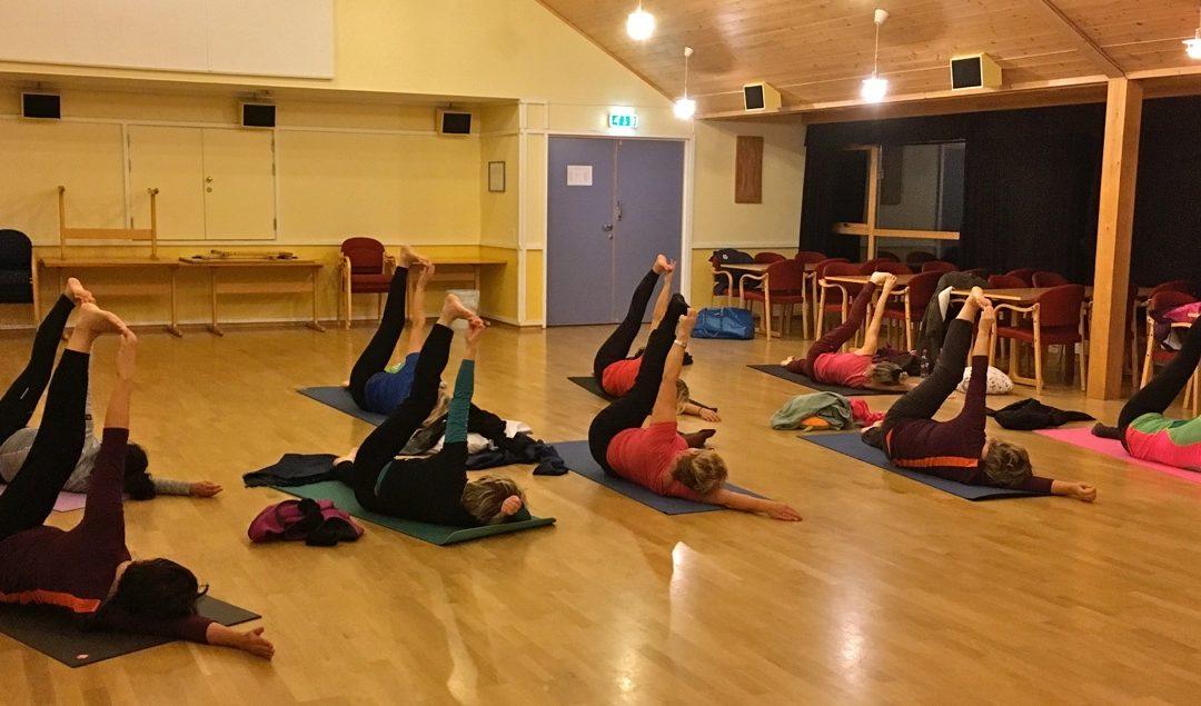 Klassisk yoga i Stordal