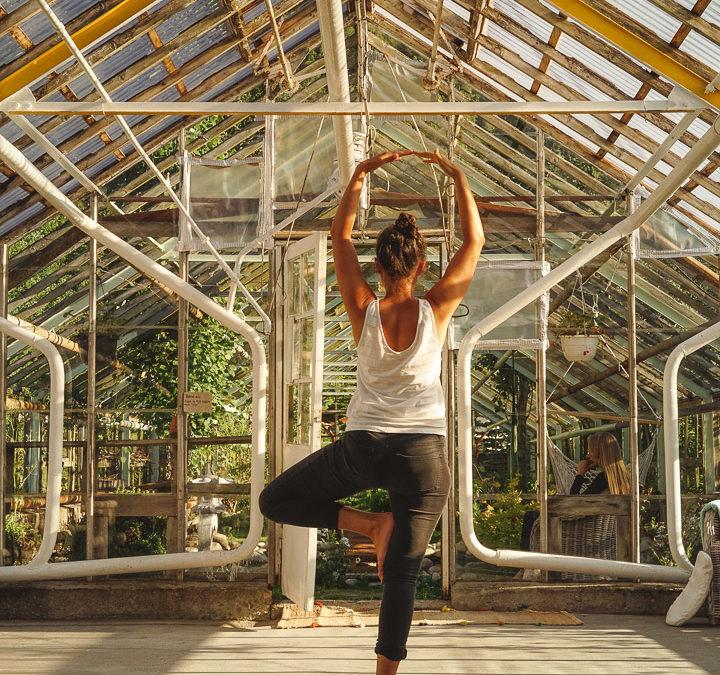 Yoga workshop – Fullt!