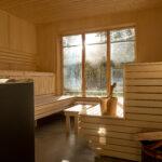 Yoga og saunafredag
